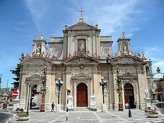 Eglise Saint Paul Rabat (Malte)