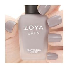 Zoya satin in Leah $9