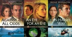 Heroes of Quantico by Irene Hannon...amazing romantic suspense!
