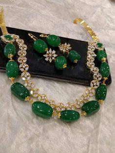 4 Confident Tips: Beaded Jewelry Trendy jewelry trends shirts. India Jewelry, Bead Jewellery, Beaded Jewelry, Graff Jewelry, Designer Jewellery, Silver Jewellery, Crystal Jewelry, Wire Jewelry, Gemstone Jewelry