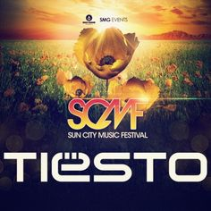 Tiësto – Live @ Sun City Music Festival 2014