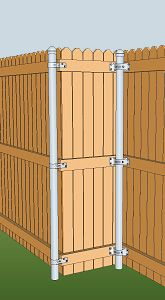 Freshen Up Your Fence | DIY Done Right