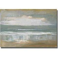 @Overstock - Keep the seaside visible wherever you live with the help of this abstract unframed canvas artwork by Caroline Gold. This contemporary piece is presented on canvas over solid-wood stretcher bars, ready for immediate hanging or to be framed as desired.http://www.overstock.com/Home-Garden/Caroline-Gold-Shoreline-Unframed-Canvas-Art/4745952/product.html?CID=214117 $207.99