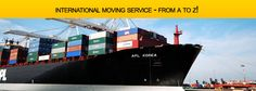 Thanks to our worldwide network of movers, the professionals at Ryder Van Lines are highly experienced and industry certified in international moving and storage services.