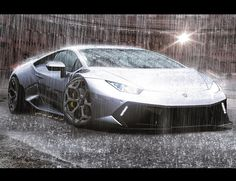 Wide Body Huracan rendition. Friggin gorgeous    #zerofucks #sportscar #carlifestyle #instacars #carsofinstagram #italian #italiancars #lamborghini #lambo #sportscar #libertywalk #widebody