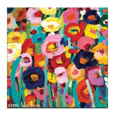 You'll love the Joletta by Anna Blatman Painting Print on Wrapped Canvas at Joss & Main - With Great Deals on all products and Free Shipping on most stuff, even the big stuff.