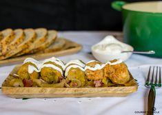Stuffed Cabbage Rolls (Sarmale)   gourmetcubicle