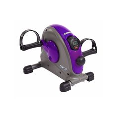 Stamina Mini Exercise Bike with Smooth Pedal System, Purple #ExerciseBikes