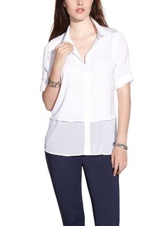 c9506621ef50fe Shop online for The Double-Panel Blouse. Find Shop All and more at Reitmans
