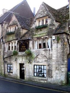 Tea rooms in Bradford-on-Avon, England