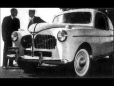 Ford's Hemp powered Hemp made Car - YouTube