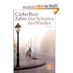 Der Schatten des Windes - Carlos Ruiz Zafon