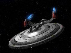 Excelsior class modern upgrade