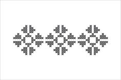 Embroidery Motifs, Cross Stitch Embroidery, Embroidery Designs, Mug Printing, Needle And Thread, Hama Beads, Beading Patterns, Pixel Art, Diy And Crafts