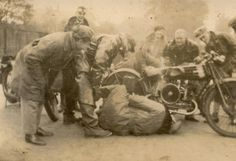 1920s Wooler Classic Motorcycle Pictures