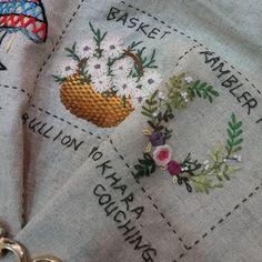 #Embroidery#stitch#needlework#stitch book #프랑스자수#일산프랑스자수#자수#스티치북 #myo님의 감각있는…