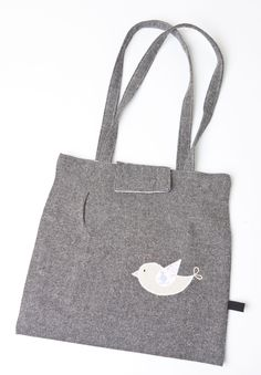 fabric bag  (by Fairy Joanna)