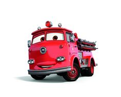 Cars 3 Red