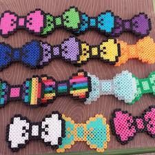 Image result for cute perler beads