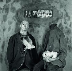 Asylum of the Birds. Liberation, 2011 © Roger Ballen