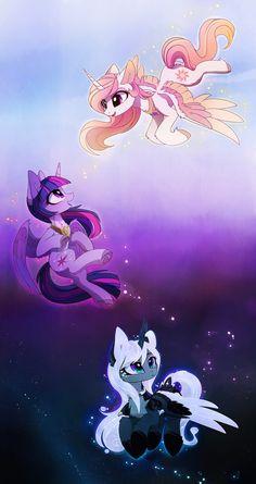 грати принцеса місяць поні