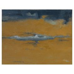 Check out this item at One Kings Lane! Aldo Cherres, Clouds Series VI