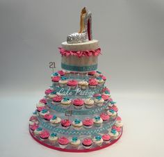 Christian Louboutin by Cake Passion
