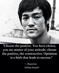 Bruce Lee the philosophy