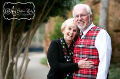 Falls Park Downtown Greenville SC Christmas Family Portraits 50th Anniversary Amy Clifton Keely Photography 26
