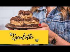 Szarlotka sypana, szarlotka czekoladowa z budyniem | Słodka Kuchnia Pszczółek - YouTube Desserts, Food, Youtube, Tailgate Desserts, Deserts, Meals, Dessert, Yemek, Youtubers