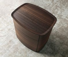 bedside table - 4040 bedside table - Molteni & C - top view