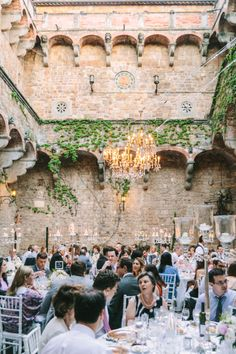 Castello Di Vincigliata in Florence, Italy: http://www.stylemepretty.com/2015/04/27/30-amazing-wedding-venues/