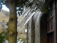icicles at buckden...