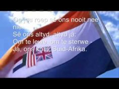 Die Stem volle weergawe , Transvaalse Volkslied, Volkslied van die Oranje Vrystaat 480p - YouTube Apartheid, Close Your Eyes, Afrikaans, Deep Thoughts, South Africa, Singing, Politics, Songs, My Love