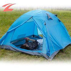 ZNL Zelt Campingzelt Trekkingzelt Familenzelt 205 x 180 EZP05