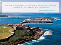 Celebrity Cruise Line, Celebrity Cruises, Cruise Tips, Cruise Travel, Food Plus, In The Heart, Mojito, Puerto Rico, Vacation