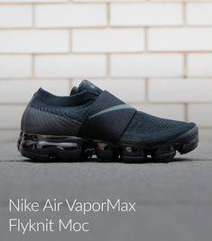 Nike Air Vapormax Flyknit Moc Nike Air Jordans, Nike Air Vapormax, Nike Basketball Shoes, Sports Shoes, Ankle Sneakers, Sneakers Nike, Nike Vapormax Flyknit, Workout Shoes, Timberlands Shoes
