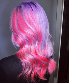 @beautybyblush is the artist... Pulp Riot is the paint.  #pulpriothair
