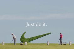 Tiger Woods & Rory McIlroy Star in New Nike Golf Adv