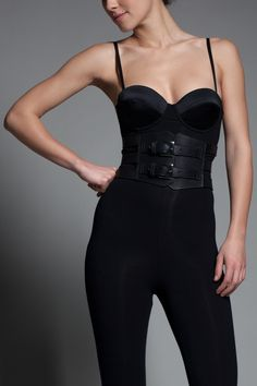 Harness Belt | Belts & Gloves | Accessories | Kiki de Montparnasse Belts, Gloves, Jumpsuit, Accessories, Dresses, Fashion, Overalls, Vestidos, Moda