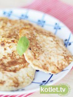 Placki z cukinią Pancakes, Breakfast, Ethnic Recipes, Food, Morning Coffee, Essen, Pancake, Meals, Yemek