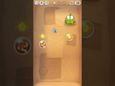 Cut the Rope - Level 1