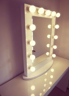 String Lights For Dressing Table : Striking Makeup Mirror With Led Lights Uk and makeup mirror with light edmonton Home Sweet ...