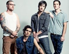 All American Rejects are back!