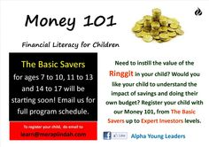 Money 101 ~ Financial Literacy for Children Girl Scout Badges, Brownie Girl Scouts, Girl Scout Cookies, Fund Management, Rite Of Passage, Budgeting Money, Financial Literacy, Career Development, Brownies