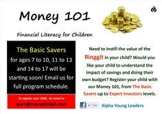 Money 101: Financial Literacy for Children