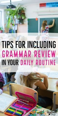 Learn how language spiral review can be an effective grammar review tool in your classroom. Grammar Practice | Daily Language Spiral Review