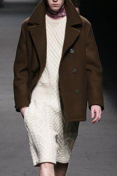 [No.14/84] MR.GENTLEMAN 2014~15秋冬コレクション | Fashionsnap.com