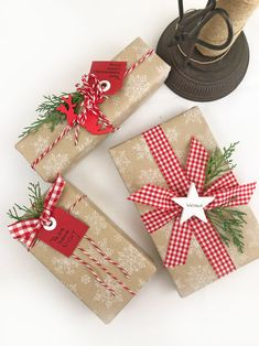 creative gift wrapping The first Christmas parcels Bras - A Guide For Single Fathers Bras have been Homemade Christmas Gifts, Xmas Gifts, Christmas Presents, Diy Gifts, Christmas Holidays, Christmas Crafts, Christmas Decorations, Homemade Gifts, Christmas Stockings