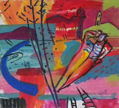 Lovers I by Jacqueline Watt